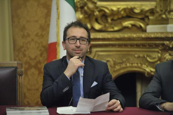 """Inaugurato nuovo Tribunale di Marsala, ministro Bonafede: """"Partecipo con orgoglio"""""""