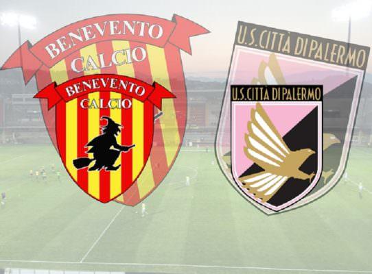 """Nestorovski-Puscas gol! Il Palermo espugna il """"Vigorito"""" di Benevento per due a uno"""