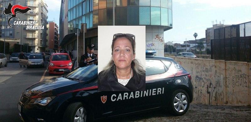 A distanza di 1 giorno infrange nuovamente gli arresti domiciliari: in manette 46enne pregiudicata