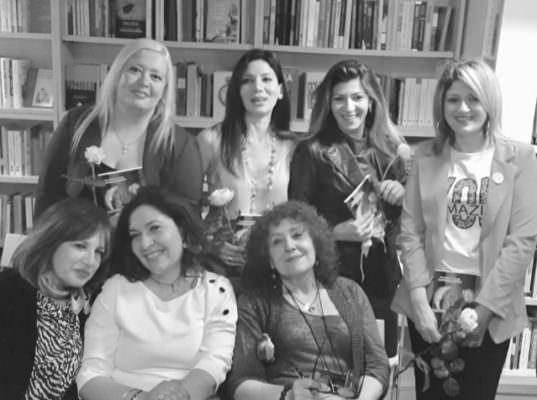 """Alla Mondadori le """"Ammagatrici"""" di Marinella Fiume"""