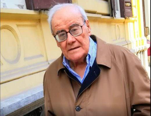 Si spegne a 83 anni l'ex deputato del Pci, Gianni Parisi è morto nella notte