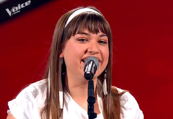 """""""The Voice of Italy"""", anche una siciliana tra i cantanti in gara: applausi per l'esibizione di Giorgia"""