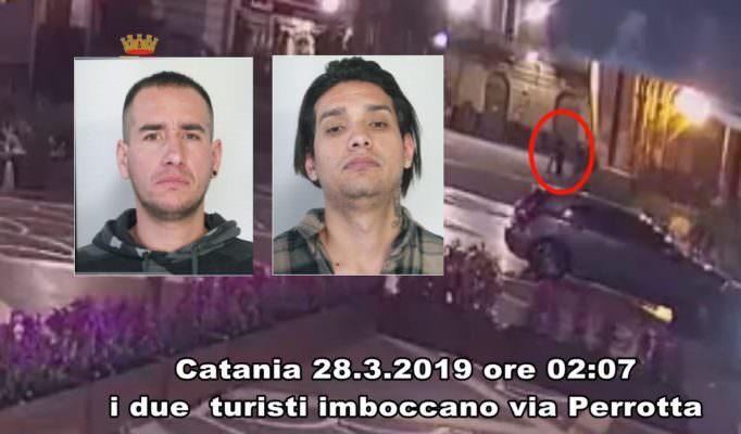 Rapina e tentato omicidio a Catania, episodio minuto per minuto: il VIDEO, FOTO e NOMI