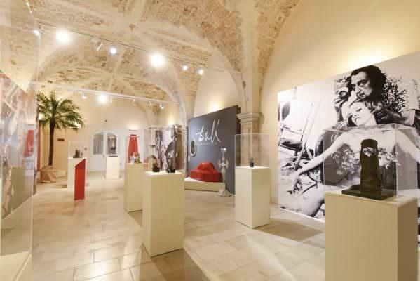 """""""L'Impossibile è Noto"""": oltre 100 opere in esposizione fino a novembre"""
