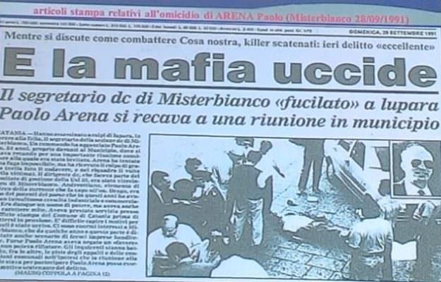 """Guerra di mafia sanguinaria, Luciano Cavallaro esce allo scoperto: Paolo Arena """"tradì"""" e fu ucciso"""