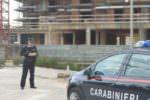 Accertamenti per verificare le condizioni dei lavoratori: cantieri edili nel mirino dei carabinieri