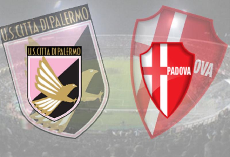 """Il Palermo inciampa contro il muro del Padova: al """"Barbera"""" finisce 1-1"""