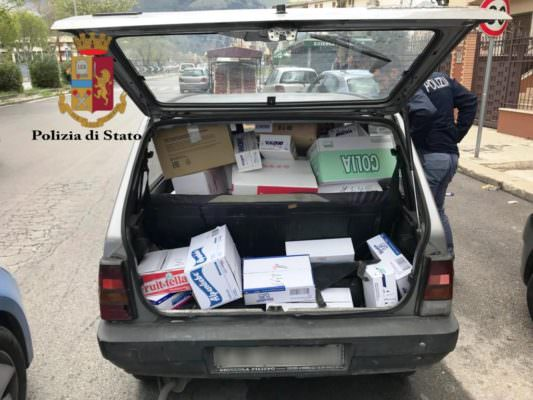L'attacco al corriere, la rapina di oltre 2mila euro: pregiudicato arrestato, caccia al complice