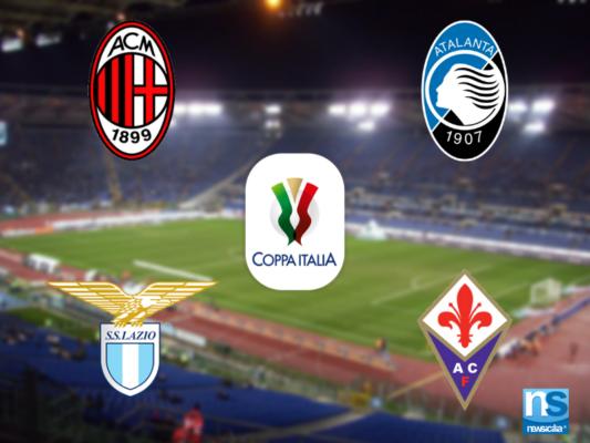 Coppa Italia, si riparte! Quattro squadre, due finaliste, una vincitrice: chi la spunterà?