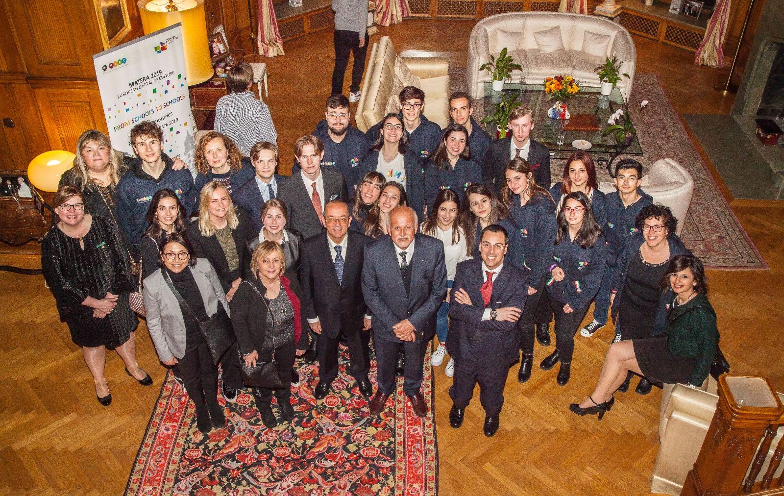 Da Catania a Stoccolma per rappresentare l'Italia e la Sicilia: Spedalieri ad alto livello