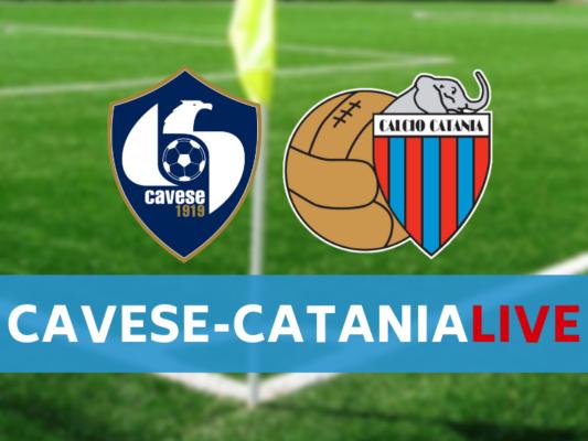 Cavese-Catania 2-2, i rossazzurri bruciano il doppio vantaggio e si fanno rimontare – RIVIVI LA CRONACA