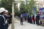 Lentini, cerimonia del 25 aprile tra Bella Ciao e il ricordo di Briganti e Aparo