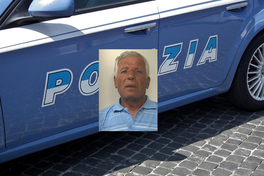 Allaccio abusivo alla rete idrica: arrestato 73enne