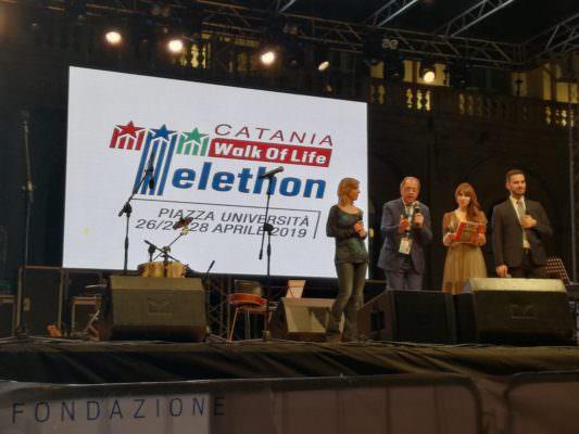 Degustazioni, musica e ospiti per Telethon: Catania vince per solidarietà