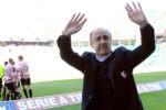 Palermo, Delio Rossi è arrivato in città: bagno di folla a Punta Raisi