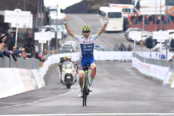 Giro di Sicilia, i verdetti finali: Martin vince la tappa dell'Etna, McNulty si aggiudica la competizione