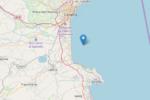 Trema ancora la terra in Sicilia: scossa di terremoto al largo del Catanese