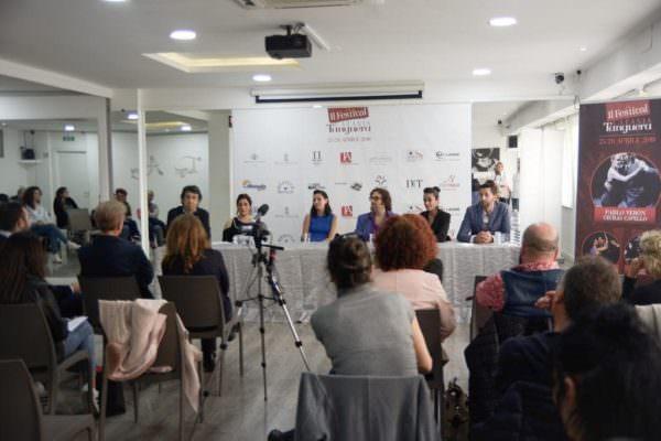 """Presentato il 1° Festival """"Catania Tanguera"""""""