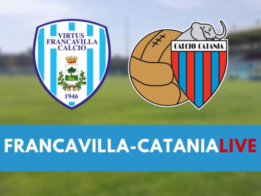 """Virtus Francavilla-Catania 1-0, Sarao """"condanna"""" i rossazzurri alla sconfitta all'ultimo secondo – RIVIVI LA CRONACA"""