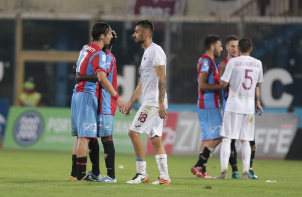 Tra vantaggio fisico e numerico, Catania-Trapani diventa super derby: e chi va in finale gioca il ritorno in casa…