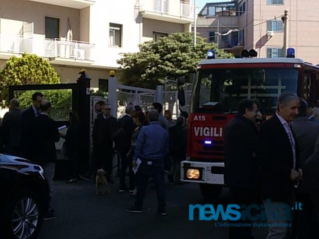 Catania, allarme antincendio scatta al Tribunale del Lavoro: ecco cosa è accaduto