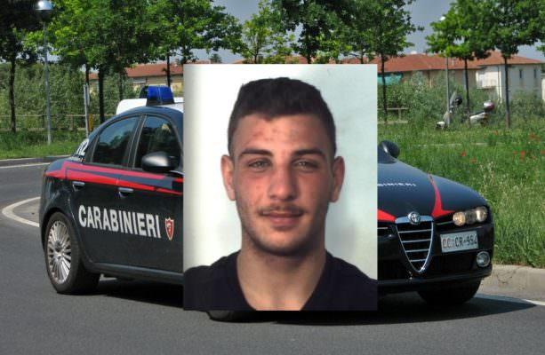 Si nasconde dopo evasione: stanato a arrestato 19enne a Catania