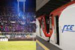 Sfida playoff Catania-Trapani, la Circumetnea pensa di estendere orario esercizio metropolitana