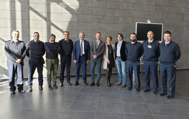 Navigazione aerea, presentato il nuovo progetto a Sigonella: formati i primi controllori AM