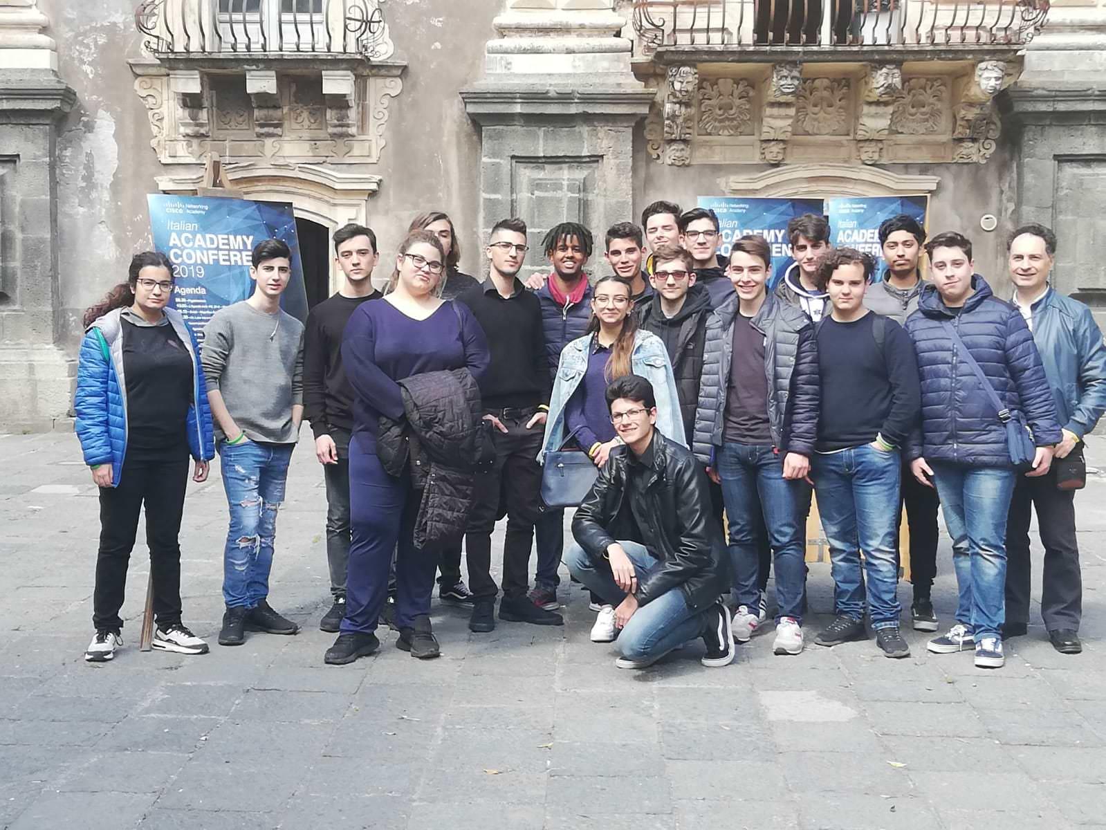 Il Vaccarini di Catania e la Cisco: un sodalizio che guarda al futuro