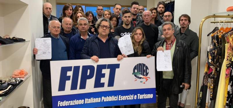 """""""La chiusura di via Umberto? Si penalizzano le attività commerciali"""", la denuncia della Fipet-Cidec"""