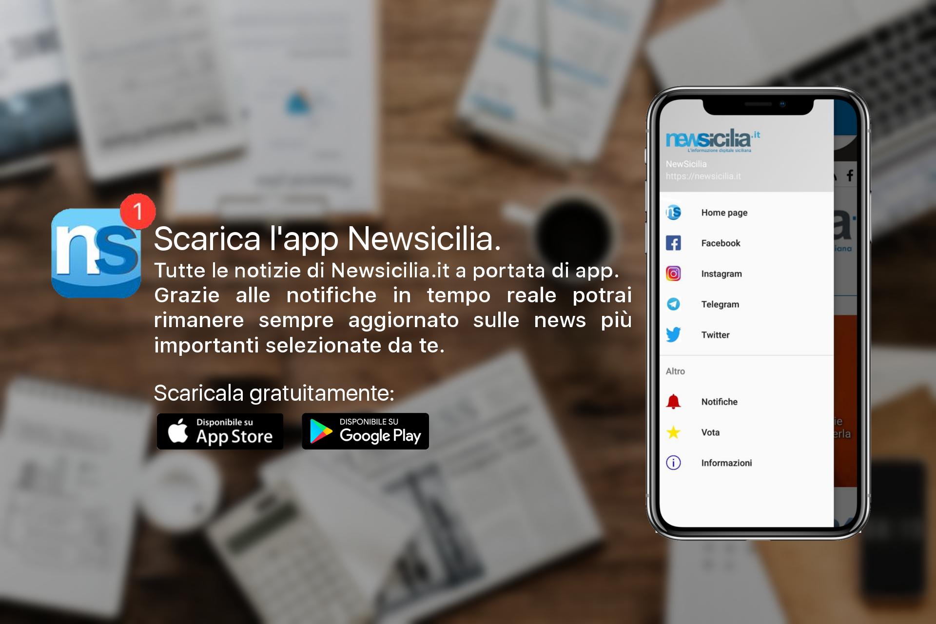 Novità in casa Newsicilia: è arrivata l'app