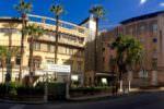 Allarme all'ospedale dei Bambini, presunta borsa sospetta in portineria: zona bloccata al traffico per due ore