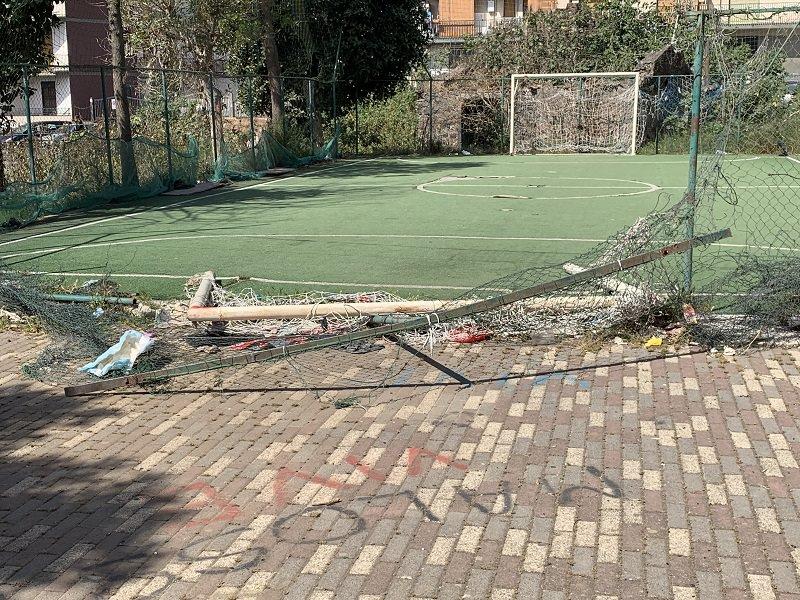 Catania, aria di cambiamento: un volto nuovo per diversi impianti sportivi deturpati