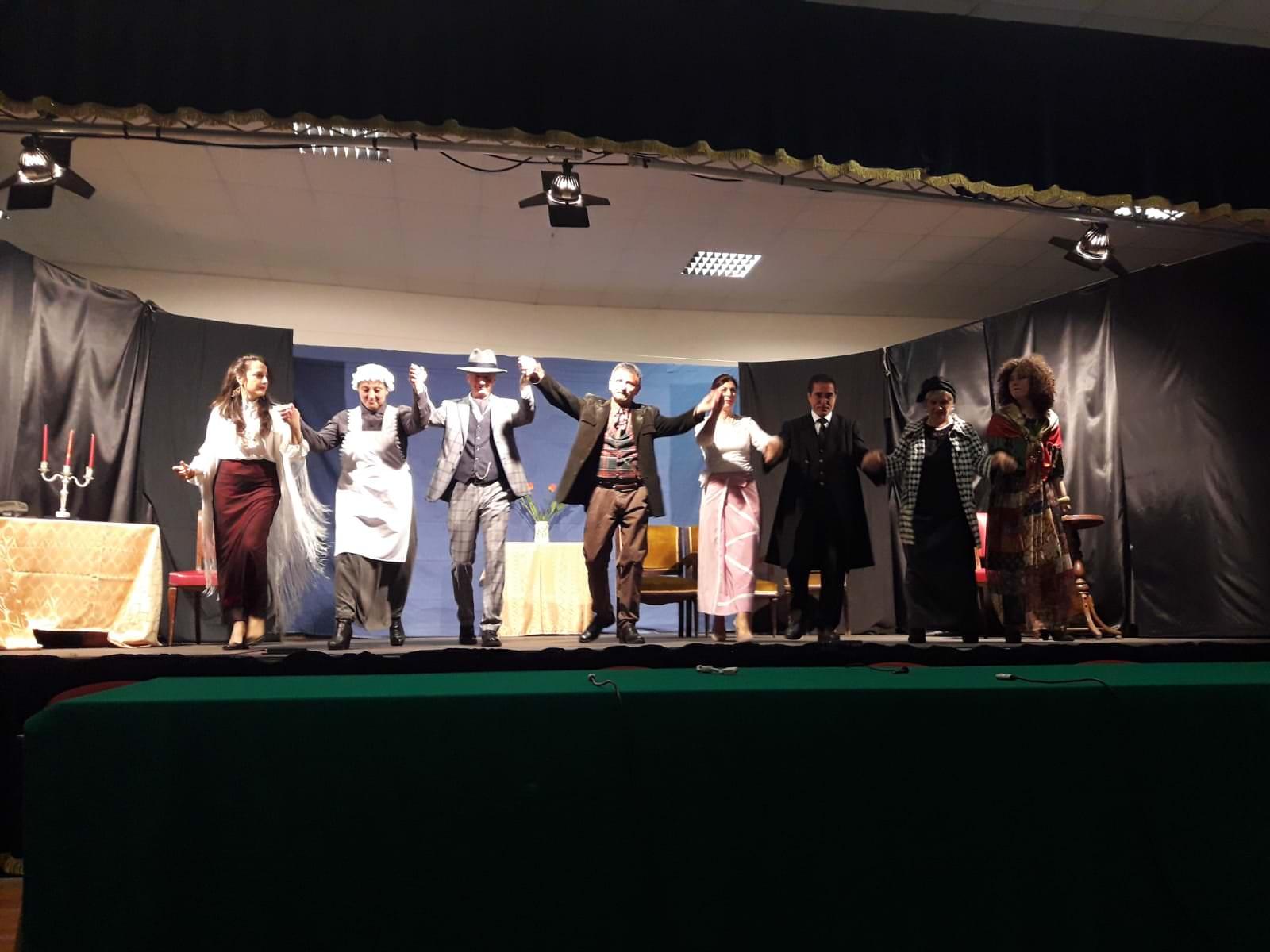 Progetto formativo legato all'arte: al M. Rapisardi di Paternò si impara con il teatro