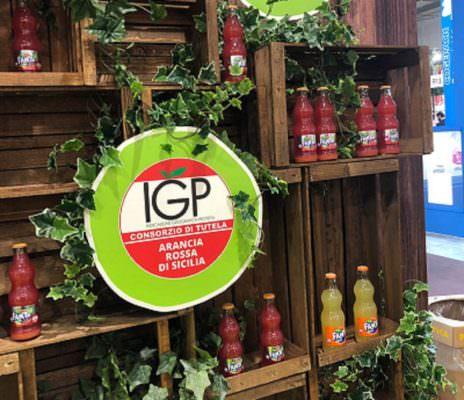 Fanta con arancia rossa di Sicilia Igp, nuova frontiera e volano per prodotti dell'Isola