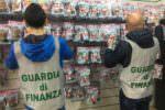 Da Spiderman alle L.O.L, giocattoli contraffatti destinati al mercato di piazza Carlo Alberto: blitz della Guardia di Finanza