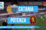 Catania-Potenza 1-1, Di Piazza regala la qualificazione ai rossazzurri: è festa al Massimino – RIVIVI LA CRONACA