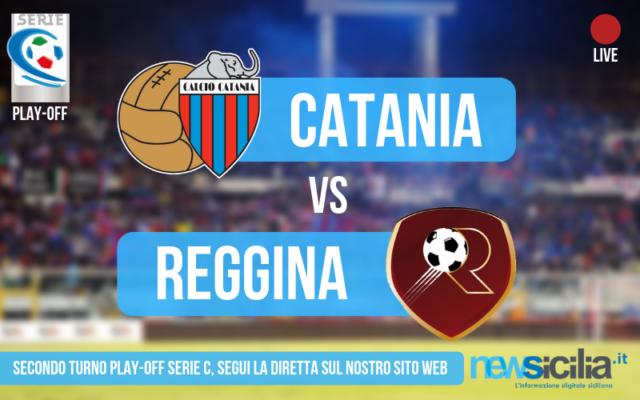 """Gol e spettacolo, al Massimino esulta il """"vero"""" Catania: Reggina tramortita per 4-1 – RIVIVI LA CRONACA"""