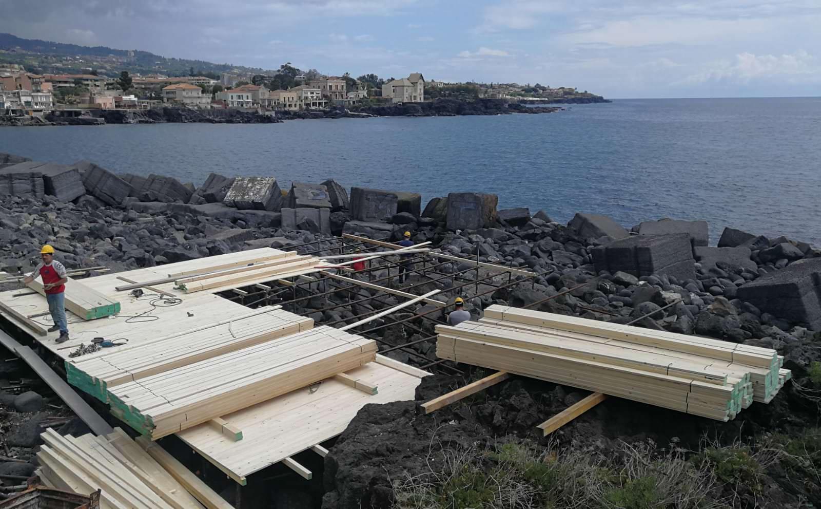 Solarium a Catania, ancora nessuna manifestazione di interesse per piazza Sciascia: avviati lavori in piazza Nettuno