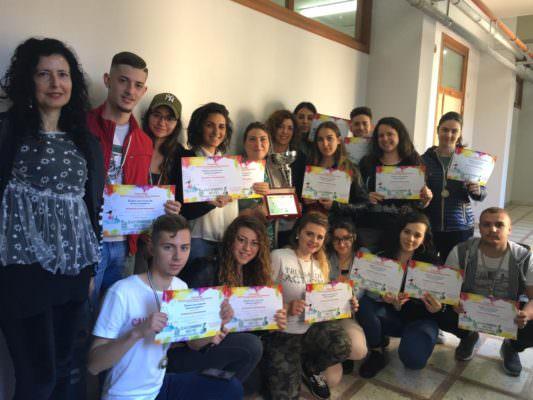 Riconoscimenti per l'istituto Carlo Gemmellaro di Catania al primo concorso sui diritti umani CAV Domenico Savio