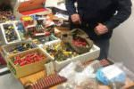 Droga e munizioni di vario calibro: arrestato 22enne
