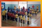 Materniadi: lo sport a misura di bambino all'I. C. Vittorino da Feltre di Catania