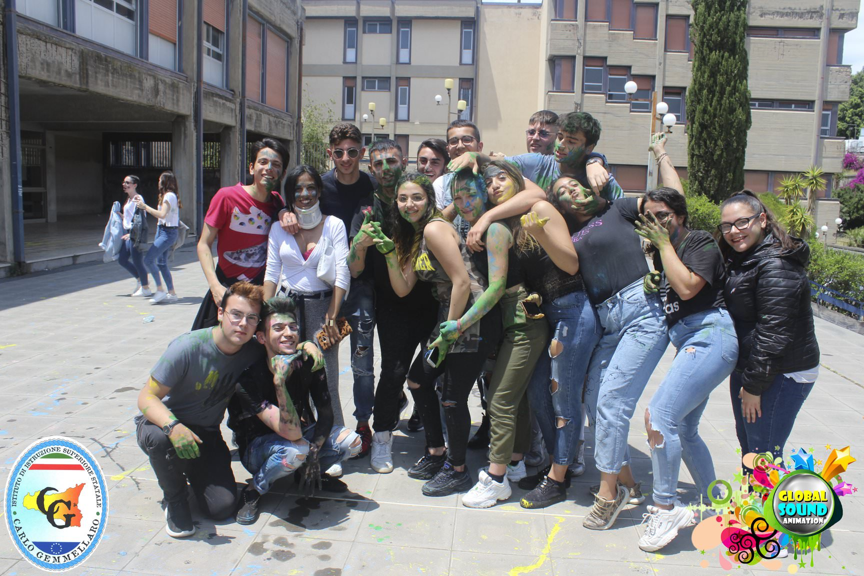 Festa della Creatività all'istituto Carlo Gemmellaro di Catania