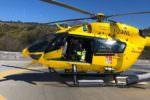 Auto si ribalta, grave un 13enne trasportato in elisoccorso con trauma cranico