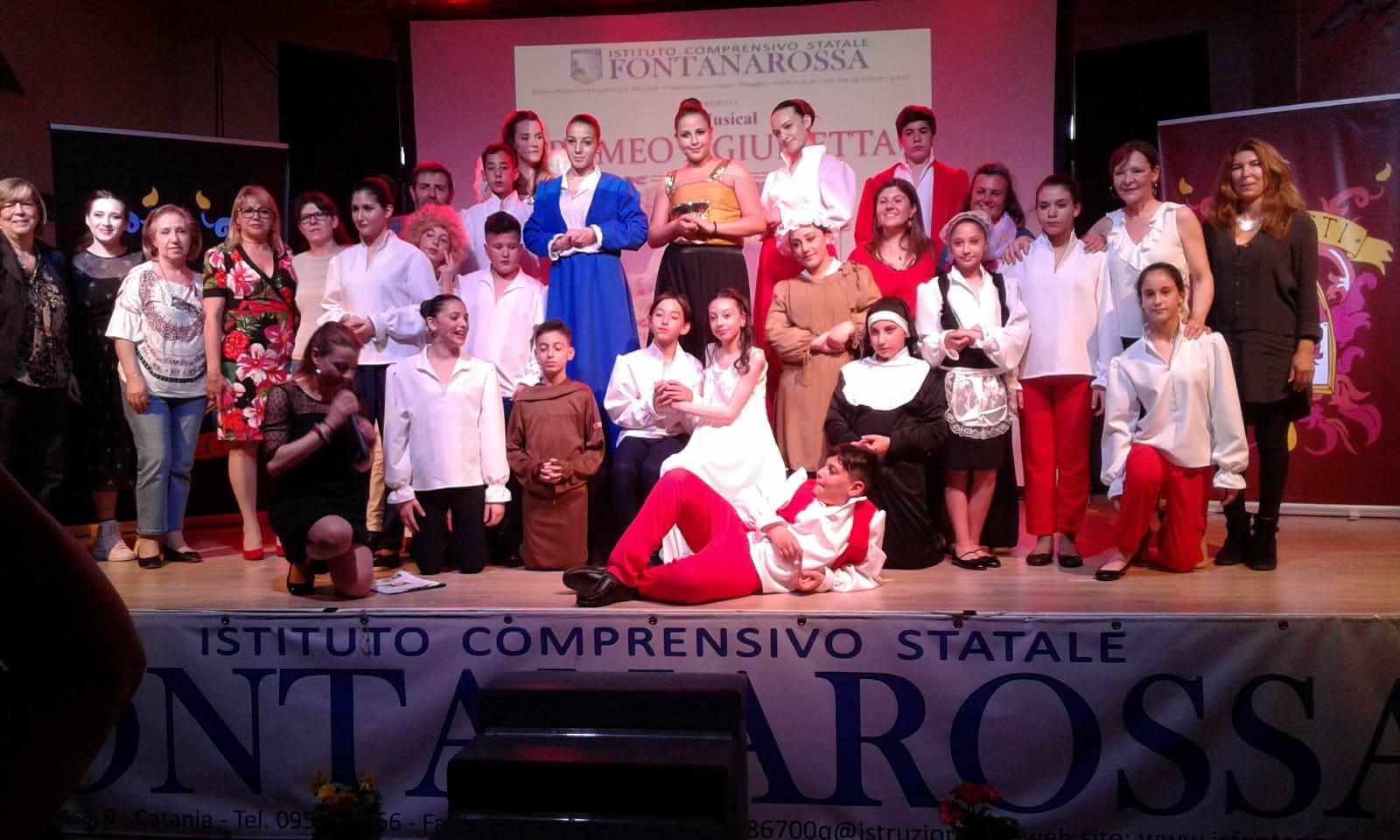 Musical, teatro e comunicazione: stupisce e commuove il Fontanarossa