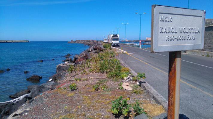 """Pantelleria, molo sarà risanato. Falcone: """"Avanti col rilancio delle infrastrutture delle isole minori"""""""
