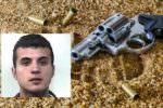 Freddato a colpi di pistola: 10 spari, 5 a segno. Due arresti per omicidio Andrea Pace