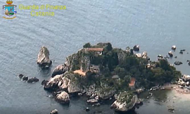 Mafia ed escursioni a Isola Bella: 31 arresti, sequestro ai clan Cappello-Cintorino e Santapaola-Ercolano – VIDEO