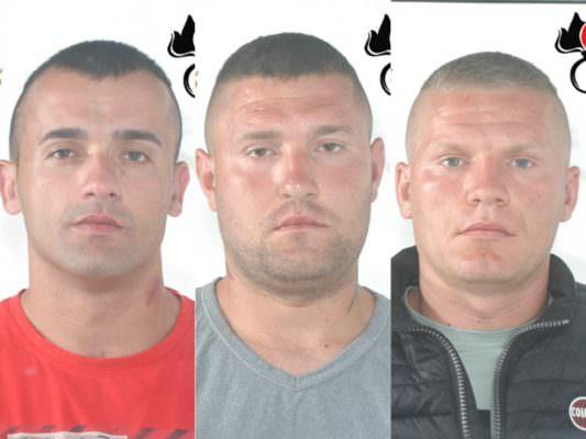 Operazione Jewel Thieves: furti in abitazione, nei cantieri e di rame. NOMI, FOTO e VIDEO degli arrestati