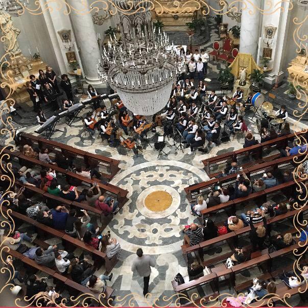 Ma che musica… All'Istituto Comprensivo Vittorino da Feltre di Catania